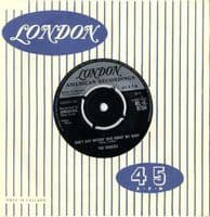 Cookies,The - Don't Say Nothin' Bad About My Baby/Softly In The Night (HL-U 9704) M-