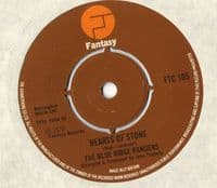 Creedence - Blue Ridge Rangers - Hearts Of Stone/Somewhere Listening For My Name (FTC 105) M-
