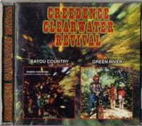 Creedence Clearwater Revival - Bayou Country - Green River