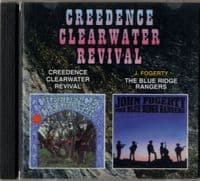 Creedence Clearwater Revival - Creedence - John Fogerty - The Blue Ridge Raiders