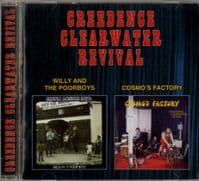 Creedence Clearwater Revival - Willy And The Poorboys - Cosmo's Factory