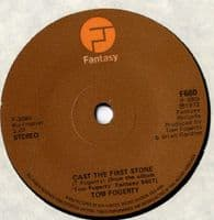 Creedence - Tom Fogerty - Cast The First Stone/Lady Of Fatima (F 680) M-