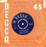 Crispian St.Peters - You Were On My Mind/What I'm Gonna Be (F 12287) M-