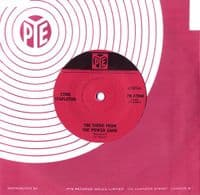 Cyril Stapleton - Theme From The Power Game/Lil (7N 17040) M-