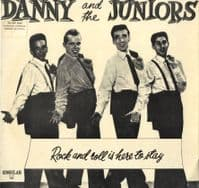Danny and The Juniors - Rock And Roll Is Here To Stay (Singular 569)