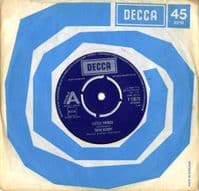 Dave Berry - Little Things/Heartbeat (F 13673) M-