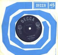 Dave Berry - The Crying Game/Don't Gimme No Lip Child (F 13608) Stereo