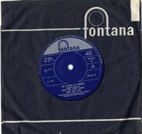 Dave Dee,Dozy,Beaky,Mick and Tich - The Legend Of Xanadu/Please (TF 903) Solid Centre