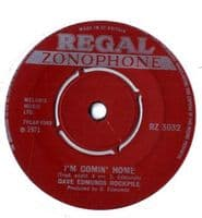 Dave Edmunds Rockpile - I'm Comin' Home/Country Roll (RZ 3032)