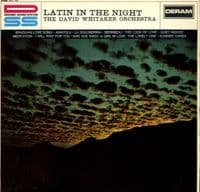 David Whitaker Orchestra,The - Latin In The Night (SML 703) Stereo
