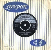Del Shannon - Two Kinds Of Teardrops/Kelly (HLX 9710)
