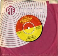 Dionne Warwick - Reach Out For Me/How Many Days Of Sadness (7N 25265)