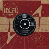 Don Gibson - The Same Old Trouble/Lonesome Number One (1272)