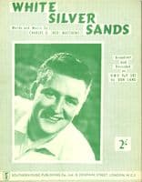Don Lang - White Silver Sands
