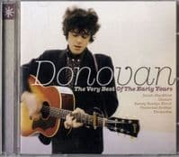 Donovan - The Best Of The Early Years - Sanctuary CD