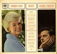 Doris Day and Andre Previn - Duet (BPG 62010) Ex/M-