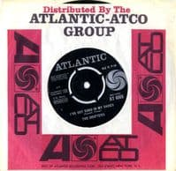 Drifters,The - I've Got Sand In My Shoes/He's Just A Playboy (AT 4008)