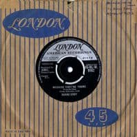 Duane Eddy - Because They're Young/Rebel Walk (HL-W 9162)
