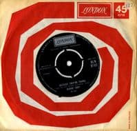 Duane Eddy - Because They're Young/Rebel Walk (HLW 9162) M-
