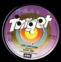 Duane Eddy - Love Confusion/Love Is A Warm Emotion (TGT 101)