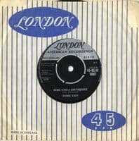 Duane Eddy - Some Kind-A Earthquake/First Love, First Tears (HLW 9007) M-