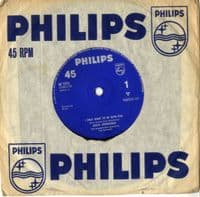 Dusty Springfield - I Only Want To Be With You/Once Upon A Time (BF 1292) Solid Centre