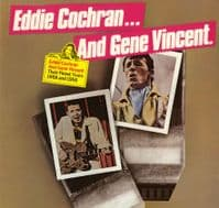 Eddie Cochran and Gene Vincent - Their Finest Years 1958 and 1956 (78036) M-/M-