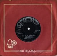Edison Lighthouse - It's Up To You Petula/Let's Make It Up (BLL 1136)