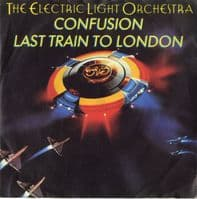 Electric Light Orchestra - Confusion/Last Train To London (Jet 166)