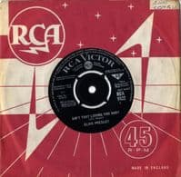 Elvis Presley - Ain't That Loving You Baby/Ask Me  (1422)