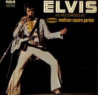 Elvis Presley - As Recorded At Madison Square Garden  (SF 8296)