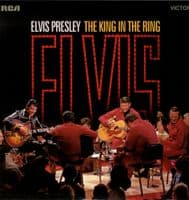 Elvis Presley - EU - The King In The Ring (2 LP Set) New/Sealed