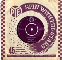 Emile Ford - Counting Teardrops/White Christmas (7N 15314)