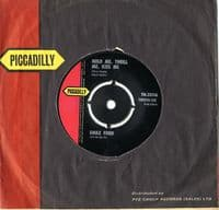 Emile Ford - Hold Me, Thrill Me, Kiss Me/Keep On Doin' What You're Doin' (7N 35116) M-