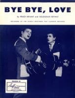 Everly Brothers - Bye Bye Love (USA)