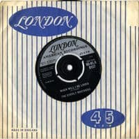 Everly Brothers,The - When Will I Be Loved/Be Bop A Lula (HLA 9157)
