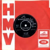 Fats Domino - Lazy Lady/I Don't Want To Set The World On Fire (Pop 1281)
