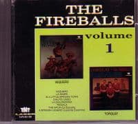 Fireballs, The - Vol.1 - Vaquera - Torquay