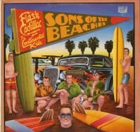Flash Cadillac and The Continental Kids - Sons Of The Beaches (PVLP 1002)