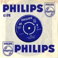 Four Pennies,The - Juliet/Tell Me Girl (BF 1322) M-