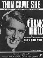 Frank Ifield - Then She Came