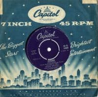Frank Sinatra - All The Way/Chicago (CL 14800) M-