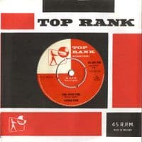Frankie Ford - Time After Time/I Want To Be Your Man (Jar 299)