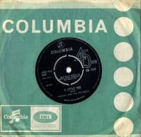 Freddie & The Dreamers - A Little You/Things I'd Like To Say (DB 7526)