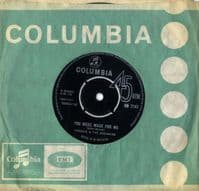 Freddie & The Dreamers - You Were Made For Me/Send A Letter To Me (DB 7147)