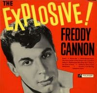 Freddy Cannon - The Explosive ! (25/018)