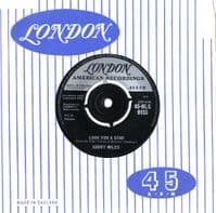 Garry Miles - Look For A Star/Afraid Of Love (HLG 9155)