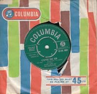 Geoff Love and Orchestra - Steptoe And Son/Over The Backyard Fence (DB 4881) M-