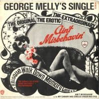 George Melly - Ain't Misbehavin'/My Canary Has Circles Under His Eyes (K 16533)