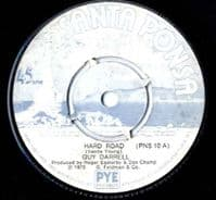 Guy Darrell - Hard Road/We've Thrown It All Away (PNS 10)